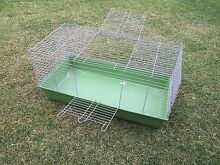 Rabbit or Guinea pig cage Hammondville Liverpool Area Preview