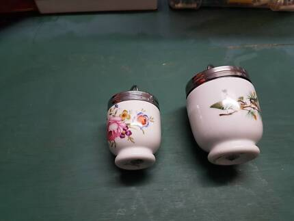 Antiques Small Canisters