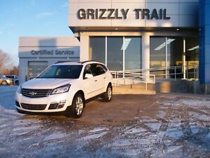 2016 Chevrolet Traverse LTZ SPRING IS COMING.....HERE'S YOUR...