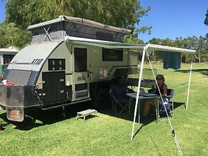 2015 Market Direct Campers XT10 XTREME OFFROAD CARAVAN McLaren Vale Morphett Vale Area Preview