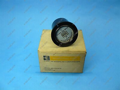 ITC Industrial Timer Corp C2F Running Elapsed Time Meter 120 VAC New Elapsed Time Timer