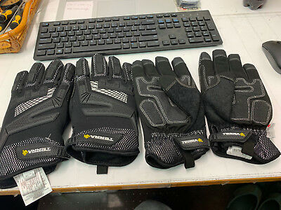 2 Pair New Terra 3m Thinsulate Insulation Work Gloves Size Xl Winter Gloves