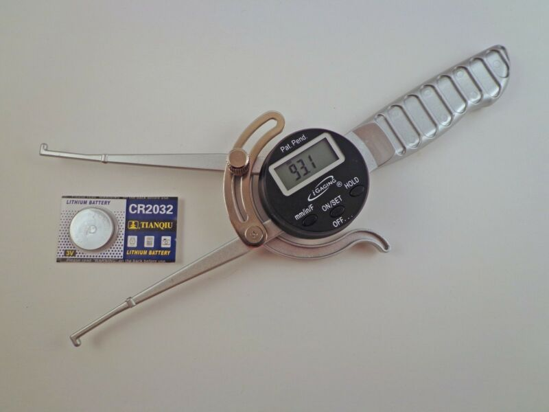 "6"" Inside ID Digital Electronic Gauge Caliper"