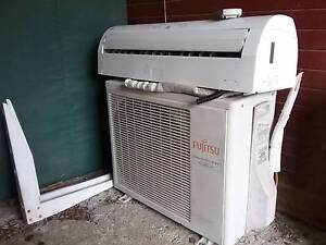 Wall Mountable Fujitsu Heat Pump with Inverter and remote Ouse Central Highlands Preview