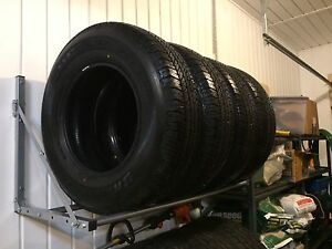 New tires bridgestone dueler H/T 265/70/17