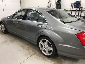 Like New 2010 Mercedes S 450 AWD Sedan