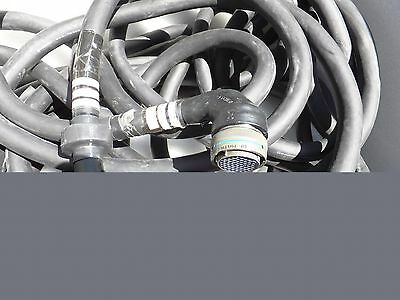 Shimadzu Turbopump Cable 262-78462-51v1 Power Cable