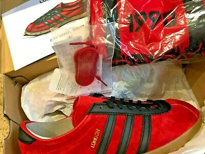 adidas london 9 new with tags + scarf