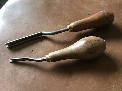 2 Vintage Cobblers Tools