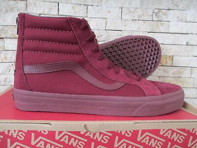 Vans SK8-Hi Reissure Zip Sneaker Herren Vans Skateboard High Mens Größe 45