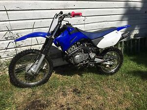 2007 Yamaha TTR-125 small wheel
