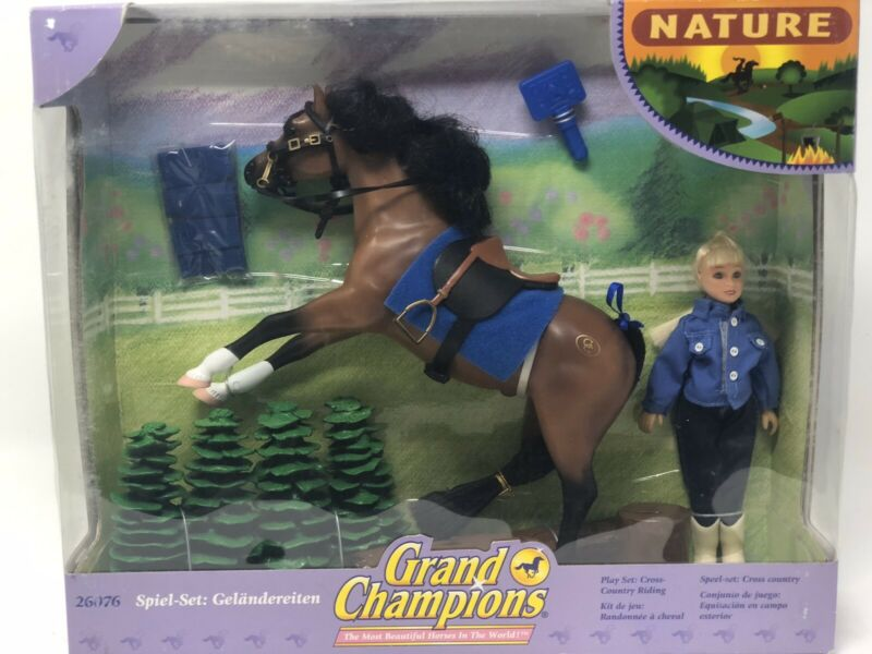 Grand Champion Cross Country Riding Set