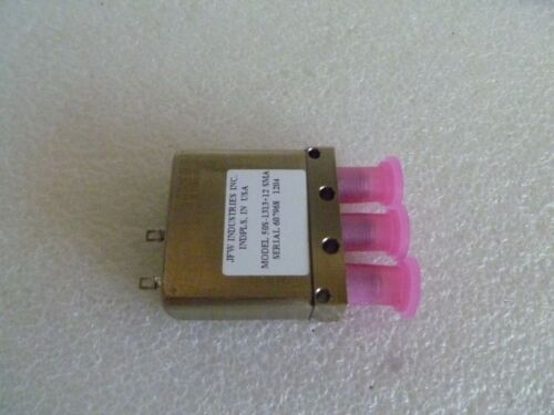 JFW INDUSTRIES 50S-113+12 SMA RF Coaxial Switch