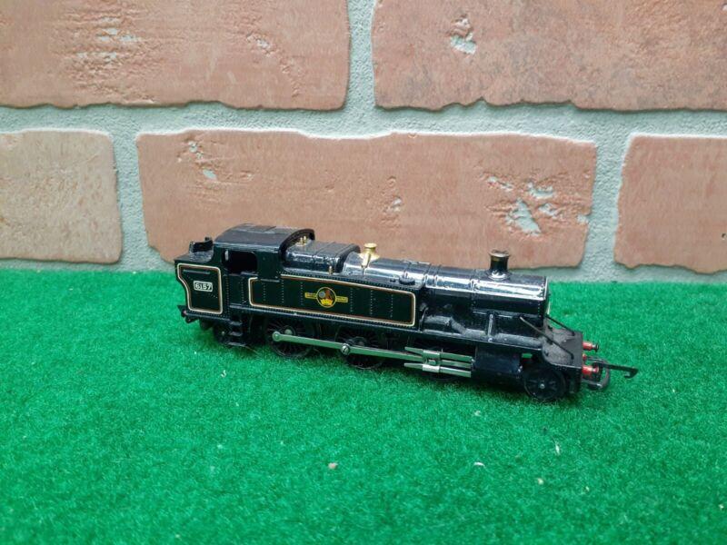 Rare Triang Railways TT Gauge T.99 GWR Prairie Tank Locomotive