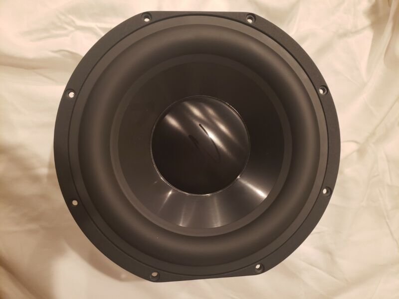 Martin Logan Descent i 10 Inch Woofer (Single woofer for sub ... NOT THE SUB)