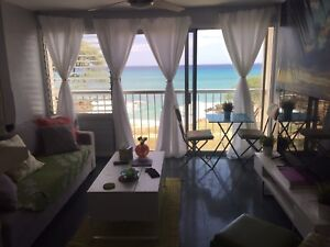 1 MONTH 1 bed 1 bath Oahu's WESTSIDE OCEAN FRONT