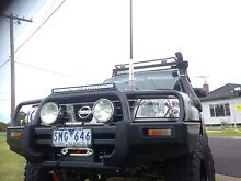 NISSAN PATROL 03 TURBO DIESEL OFFROAD 4WD 4X4 Pascoe Vale Moreland Area Preview