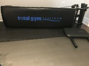 Total gym platinum