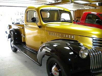 1946 Chevrolet Other Pickups Deluxe 1946 chevy truck