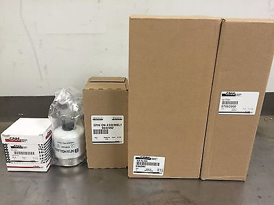 New Holland Skid Steer Filter Set For Ls180 Lx865 Lx885