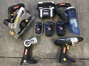 Power tools Mastercraft