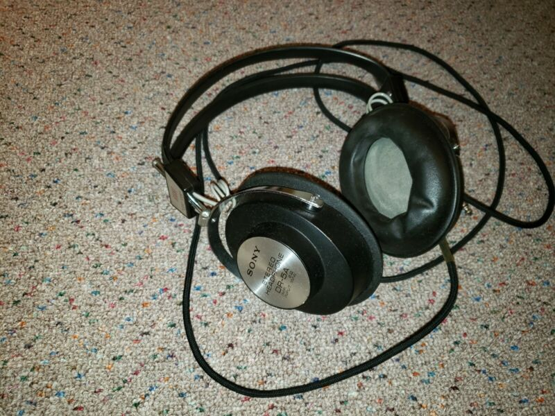 Sony DR-5A Vintage Wired Headphones TESTED