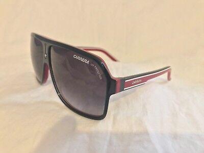 CHEAP! (NEW) CARRERA 27/S XAV9O Red & Black Aviator Sunglasses (PRICED TO (Sunglasses Carrera Price)
