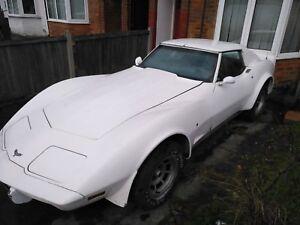 1977 Corvette Stingray C3
