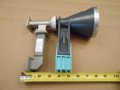 Antenna Feed Fiob Norway Ku Band Vsat Horn Omt Bandpass Filter Wideband