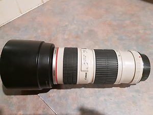 Canon 70-200mm F/4 USM Cooroy Noosa Area Preview