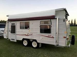 2006 Coromal EXCEL E547s caravan Maitland Maitland Area Preview