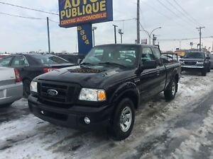 Ford Ranger 2011 2WD ** BAS MILAGE ** SuperCab 126  ** approuve