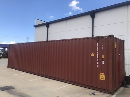 40 foot shipping container 40HQ container