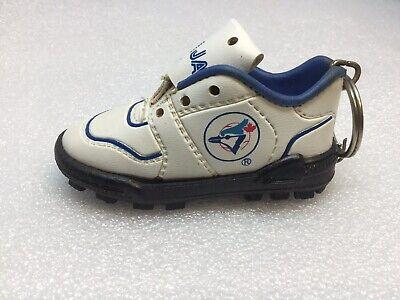 Vintage MLB Running Shoe Keychain TORONTO BLUE JAYS Porte-Clés Baseball Team MLB