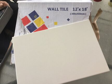Wanted: Wanted 300 x 450 ivory wall tiles