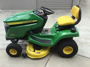 John Deere X300 Yamba Clarence Valley Preview