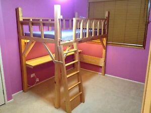 Kids bed bunk bed bunkbed Ingleburn Campbelltown Area Preview