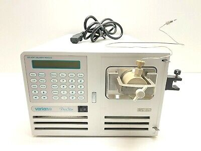 Varian Prostar 210 Solvent Delivery Module 10 Wp With Warranty