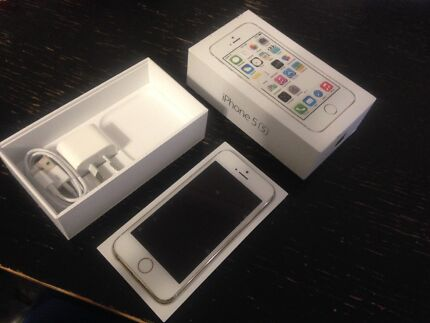 Apple iPhone 5S 16GB Gold  Wantirna South Knox Area Preview