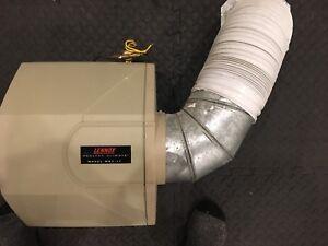 Lennox bypass humidifier