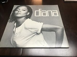 Diana Ross Vinyl Record