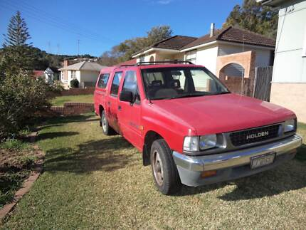 1991 Holden Rodeo  Duel Cab Ute 2600 DLX Berkeley Wollongong Area Preview