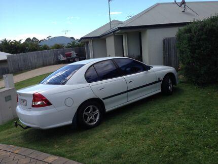 VZ Holden Commodore rego Aug 18 rwc