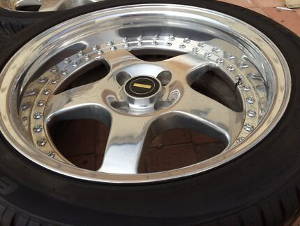 Fr17 simmons fit mazda rx3 4x110  Young Young Area Preview