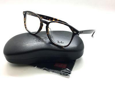 f345cb32dd8 Ray Ban Havana Tortoise Plastic eyeglasses Frame RB 5352 F 2012 54MM demo  lenses