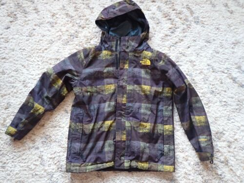 the NORTH FACE HYVENT Tri-clmate Jacket Shell Only Hyvent Full Zip Boy