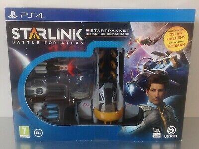 PS4 Starlink Battle For Atlas Starter's Pack * NEW & SEALED * Playstation 4