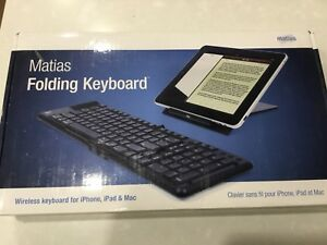 Wireless Keyboard for iPad or iPhone