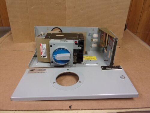 Genaral Electric Series FDR7700 Motor Control Center 561X0344S01 F17 , 20A  480V
