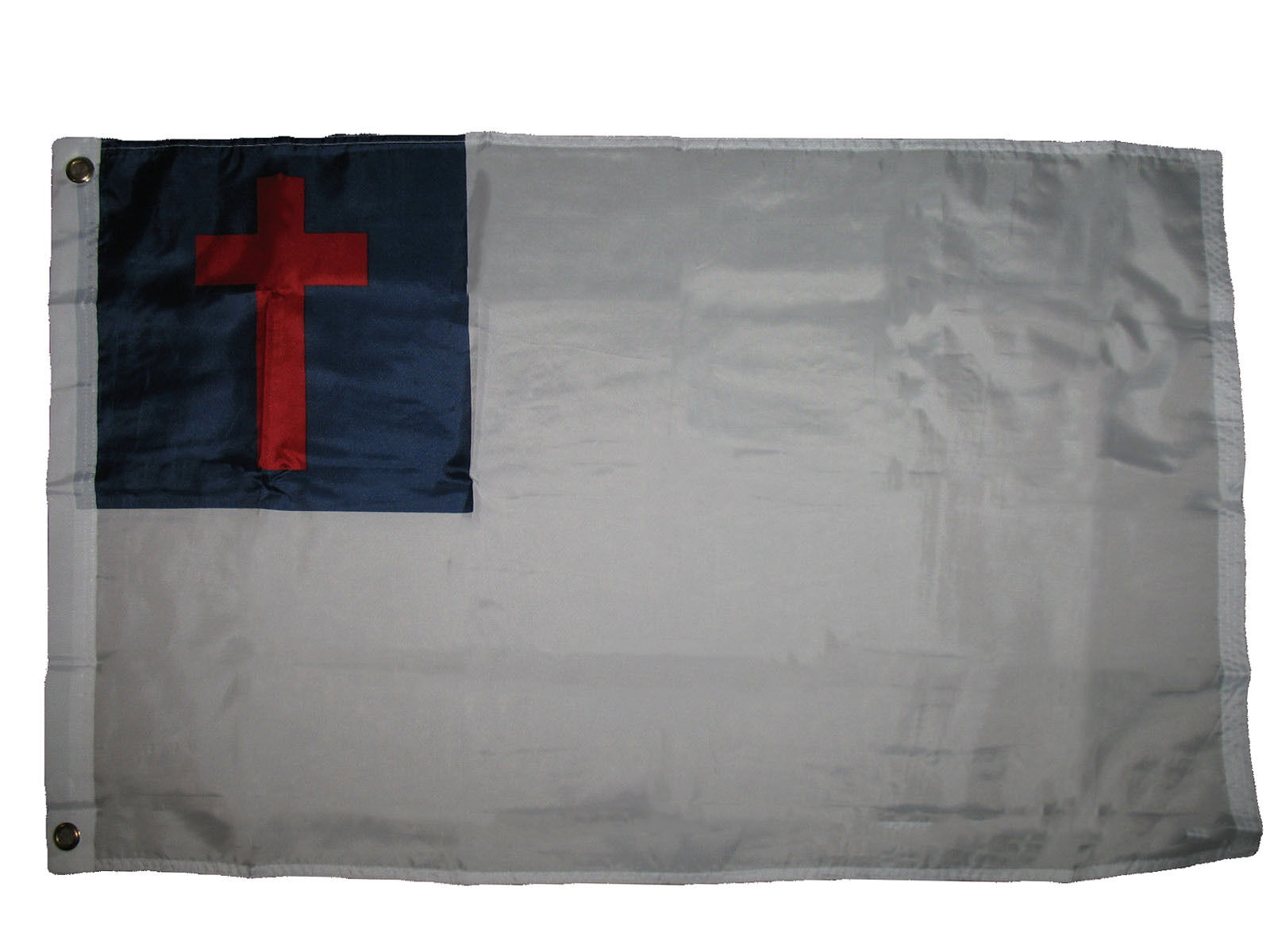 2x3 Christian Flag 2'x3' House Banner Grommets Super Polyest